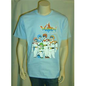 VOLTRON Defender of the Universe T Shirt